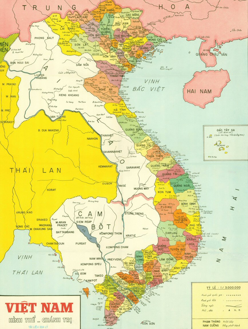 Ban Do Viet Nam : Scribble Maps